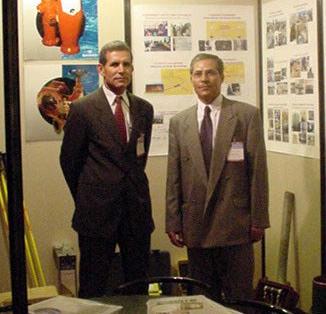 El Amin Mouden et El Miloud Jallouli Fondateurs de MMC Engineering